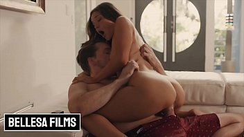 petite sexy zoe bloom gets a big white cock full sixe video - bellesa