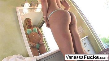 cutie vanessa cage rides her guy xxxxx vidio until he creams all over her butt