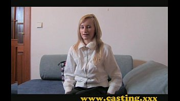 casting - anal wwww xxxxcom creampie for cooky blonde