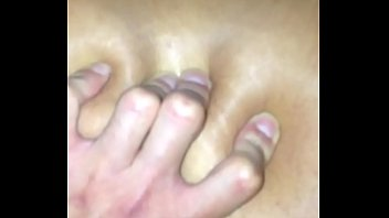 mixed tube88 big booty freak gets creamy backshots