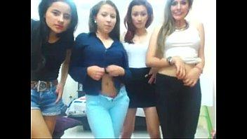 cuatro caliente latinas desnudandose school girls sexy videos por webcam - www.hotgirlsx.net