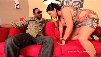 big titted angelina castro xxxx saxy video pounded hard by big black cock