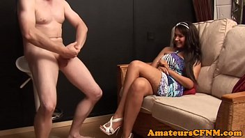 bossy british cfnm rotten experience at the strip club babe wanks sub cock