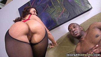 janet mason tries mandingo s gutter uncensor huge black cock