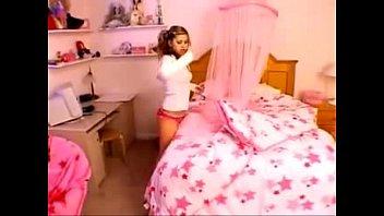 teen www pornohub topanga rearranges the bedroom and masturbates xhamstercom