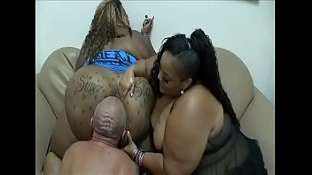 sexy xxxx two big asses for a black 1