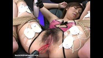 japanese bondage sex - extreme bdsm punishment of ayumi sexi girls pt. 13
