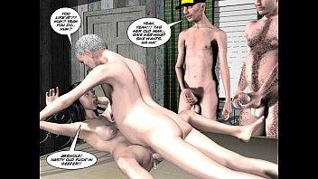 soft sex 3d comic chaperone 2