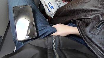 public airplane xvedios com handjob and blowjob - lexi aaane