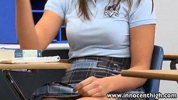 innocenthigh sexy schoolgirl rilynn noty america rae classroom rammed