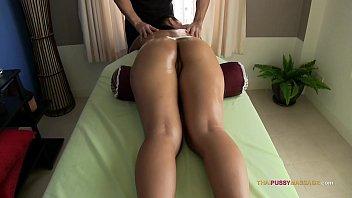 hot fuking videos smooth silky thai skin massaged by pervert masseur