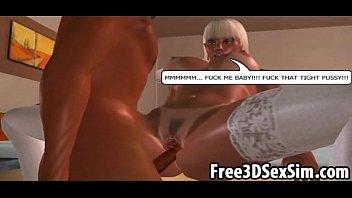 hot busty 3d cartoon babe tubidy com xxx sucking and fucking