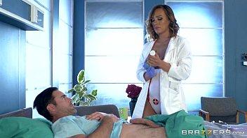 brazzers - dirty nurse kiera rose english sexy video clip gets some big dick