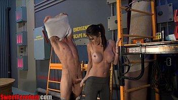 dava sex vidoe foxx fucks construction worker yogapants part 1 preview