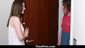 teenpies - www pron vedio com teen delilah blue gets creampied by her mom s bf
