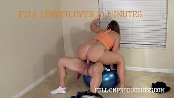 madisin lee milf in ssexx mommy teaches son to exercise