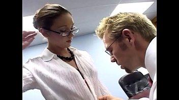mypornhere secretary fucking in a bra garter and stockings