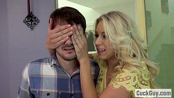 watching my pornfree wife fucking other man