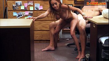 big tits girl pawns her pussy and banged at hot video online play the pawnshop