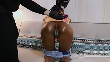 skinny 85 lbs black slut gets her throat fucked by monster bbc cum gushes out of xxx pornmovi her twitter breakherinx