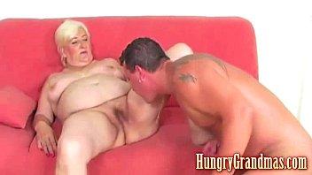 fat blonde horny pornotanke granny lea