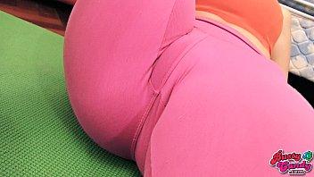 cameltoe teen www zzz xxx com big ass big tits in tight yoga pants