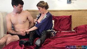 stepmom fucks stepson after ww x vidos com husband dies - erin electra