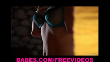 ww sex vedeo com sexy fit brunette julis luba shows off her body