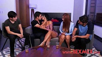vika borja karina kapur xxx image and gali diva - boys play an erotic game of cards with sexy mommys