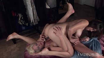 girl on girl cami parker and holly michaels china pussy tongue fuck