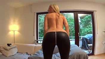 amazing blonde www xxxx vidoes com gets her ass and pussy fucked