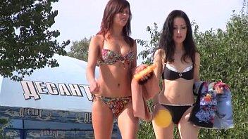 this teen amatuer blogs com nudist strips bare at a public beach