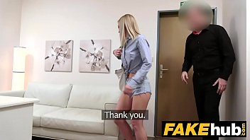 pictures of nangi girls fake agent shy blonde model likes her shaved pussy licked