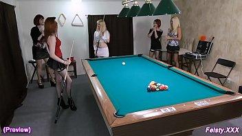 kinky billiards girls sex video download 10min preview - feisty.xxx