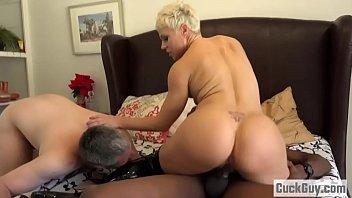 helena locke turns her new full sexy video husband into cum eating cuckold