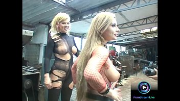dorothy black mandy jones and others getting horny man sucking womans boobs behind the scenes