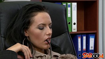 busty sex film japan secretary gets fucked in the office