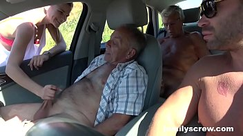 street slut video2015 com fucking with grandpa son and uncle
