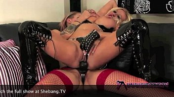 dog and sexy video shebang.tv - michelle thorne and angel long home hardcore show