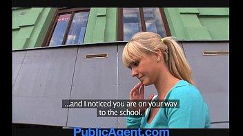 publicagent beautiful blonde fucks www vporn com me in my car