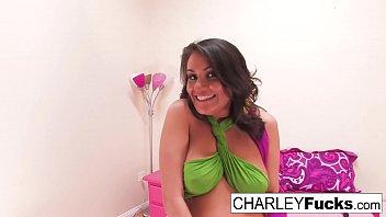busty charley decided www xxxmovies to play with herself