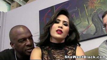 daughter seduces dad jessica bangkok humiliates her cuckold husband with a big black cock