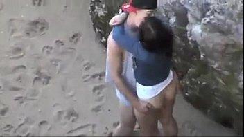 anybunny se deja pillar jovenes calientes en la playa