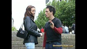 german whore in romantic sex scene rough bonking