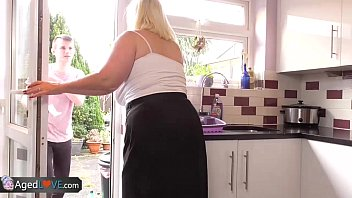 agedlove nice blonde granny fucking vedios is fucked by horny man