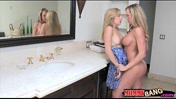 teen beauty mia malkova sharing cock with stepmom xnzx  brandi love
