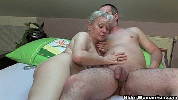 newsexvideo grandma in heat needs to get off