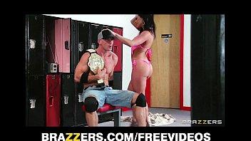 big tit kendra lust fucks a hot boobs women wrestling champion in the ring