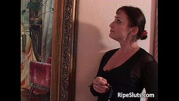 old milf gets satisfied bazzer com by some young