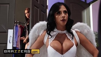 hot and mean - ariella pron vedios ferrera isis love - milf witches part 1 - brazzers